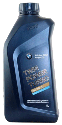 Моторное масло BMW Twin Power Turbo Longlife-04 0W-30