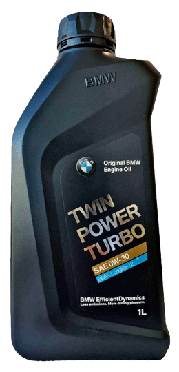 Моторное масло BMW Twin Power Turbo Longlife-12 FE 0W-30